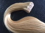 Royalty Hairextensions Tape/Sticker Extensions 2,5 gram per stuk.