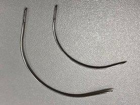 Weave/weft kromme Naald, 1 plus 1 Gratis