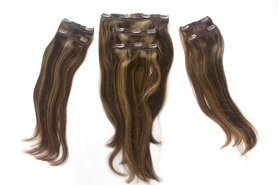 Royalty Hairextensions Clip-In 50-55 cm. 120 gram