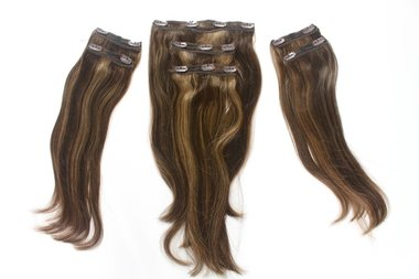 Royalty Hairextensions Clip-In 40-45 cm. 100 gram.